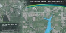 Little Otter Creek Reservoir graphic