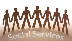 Social Services Graphic