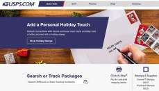 United States Postal Service or Post Office website