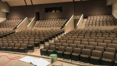 Seats in THS Performing Arts Center