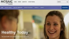 Mosaic Life Care Foundation Website