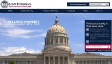 Scott Fitzpatrick Mo State Treasurer website