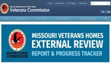 Missouri Veterans Commission website