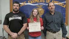 Tori Guffey Putnam County Tech SOTM