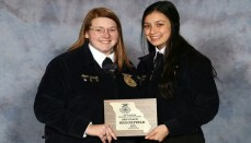 Brookfield FFA Top Chapter 2021