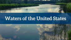 WOTUS or Waters of the United States