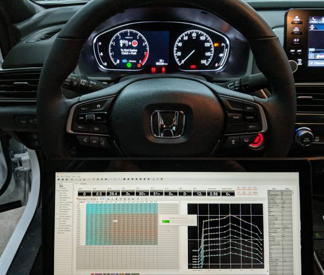 2018 Brings Some Major Changes To The Honda Accord In Recent Generations A Naturally Aspirated Four Cylinder K24 Engine Was The Standard Engine Option