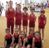 Jungen und Mädchen der KTV-Fulda