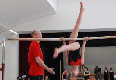 Trainer Hansi Buchmann