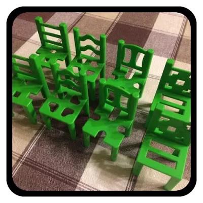 Mistakos krzesła