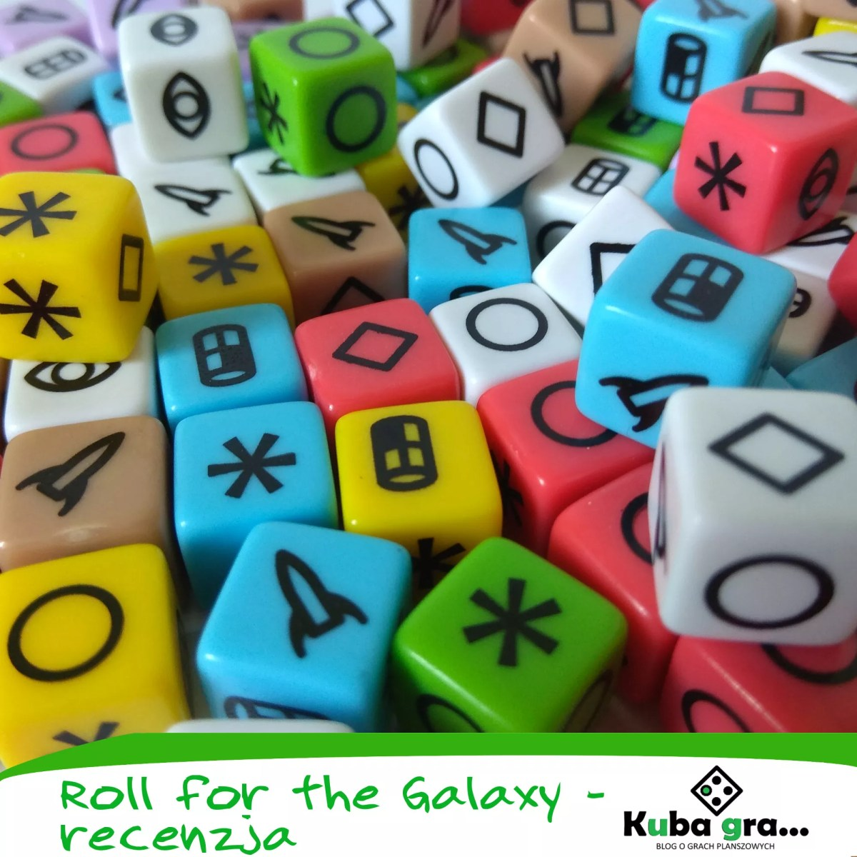 Roll for the Galaxy - recenzja