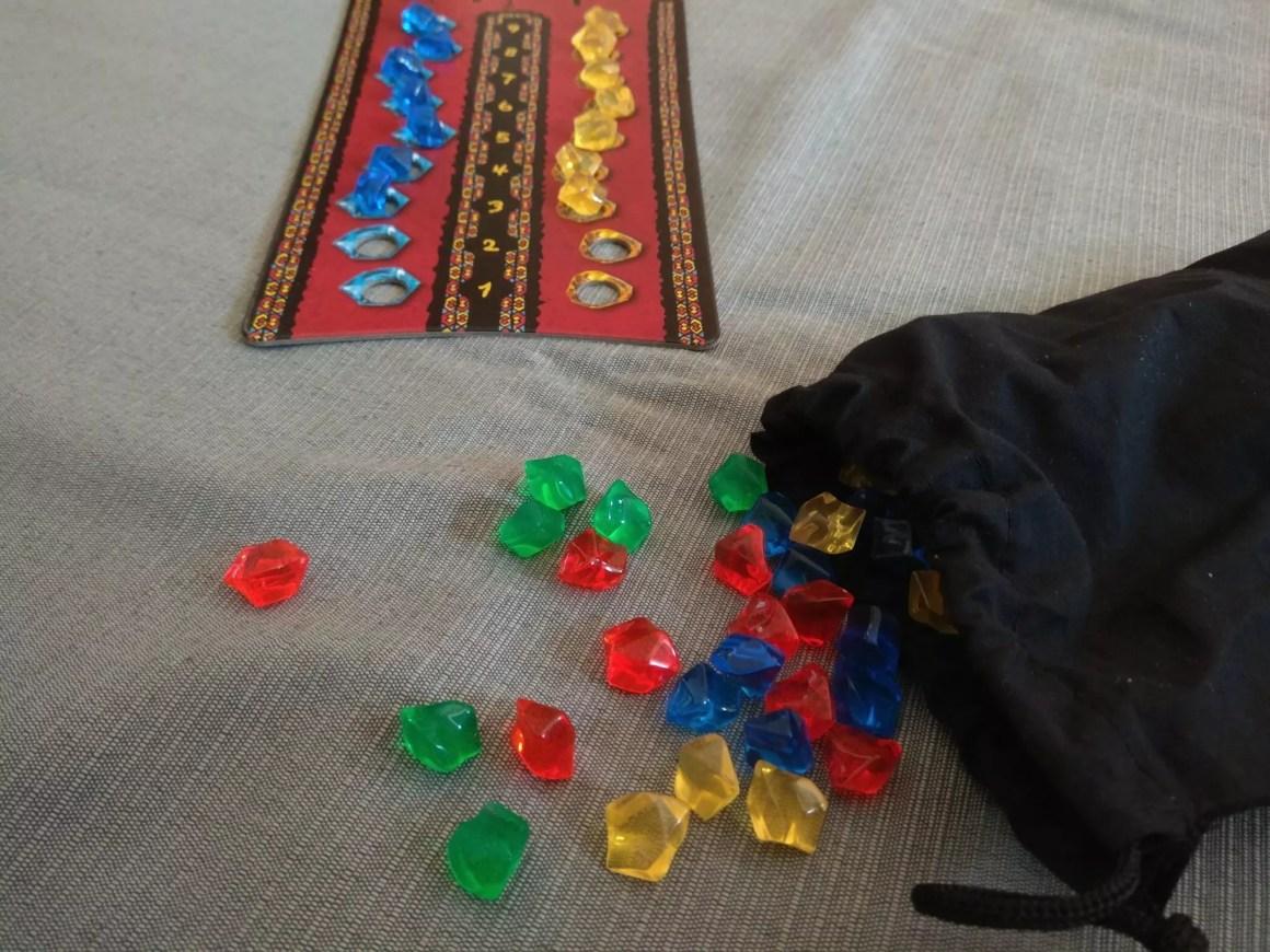 Kryształy z gry