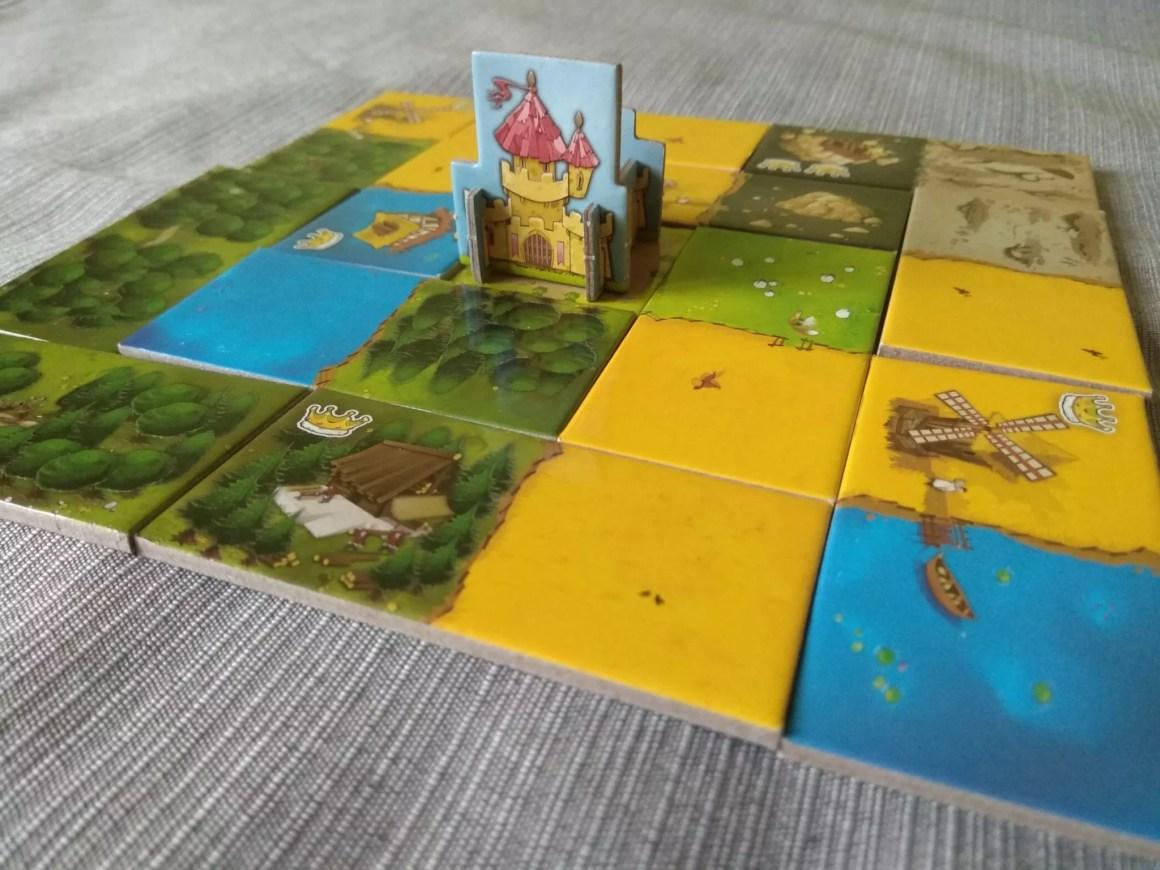 Królestwo gracza zbudowane