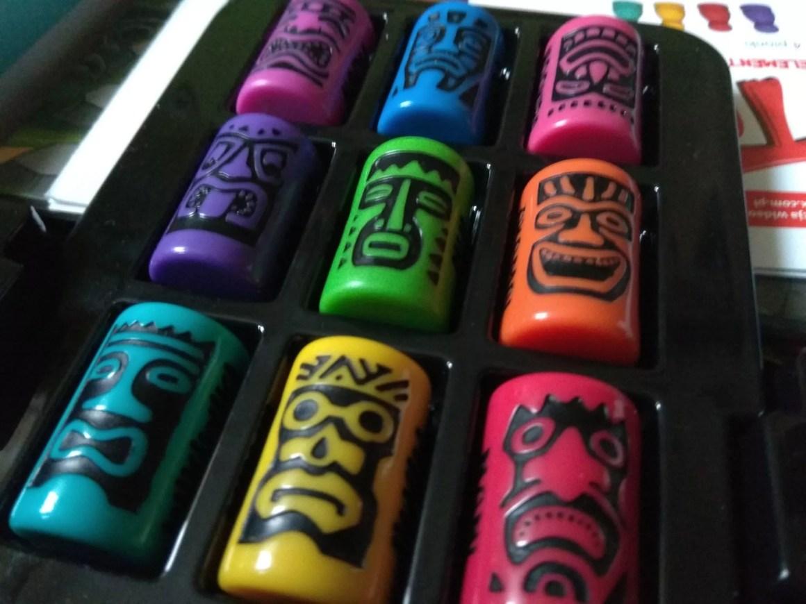 Totemy z gry Totem