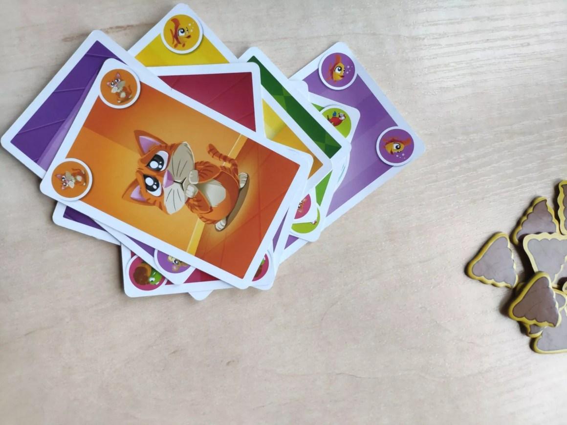 Karty z gry Kto to zrobił?