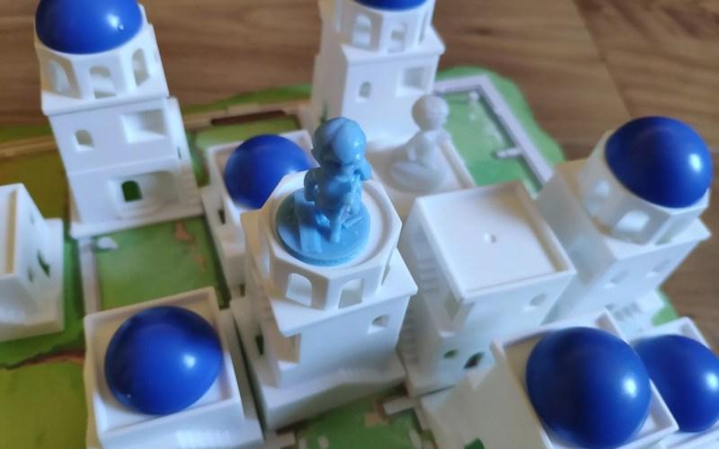 Santorini zwycięstwo