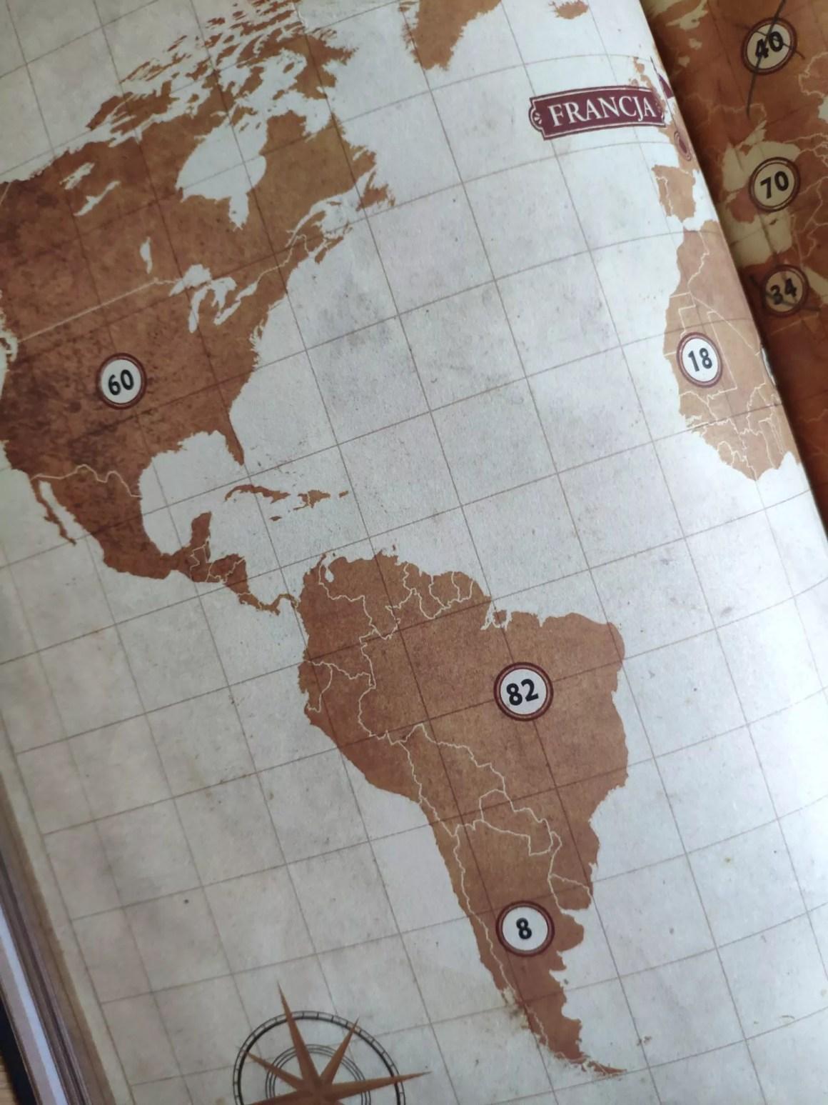Mapa gamebook