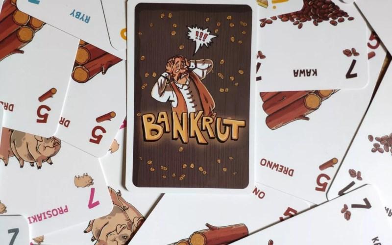 Bankrut karty