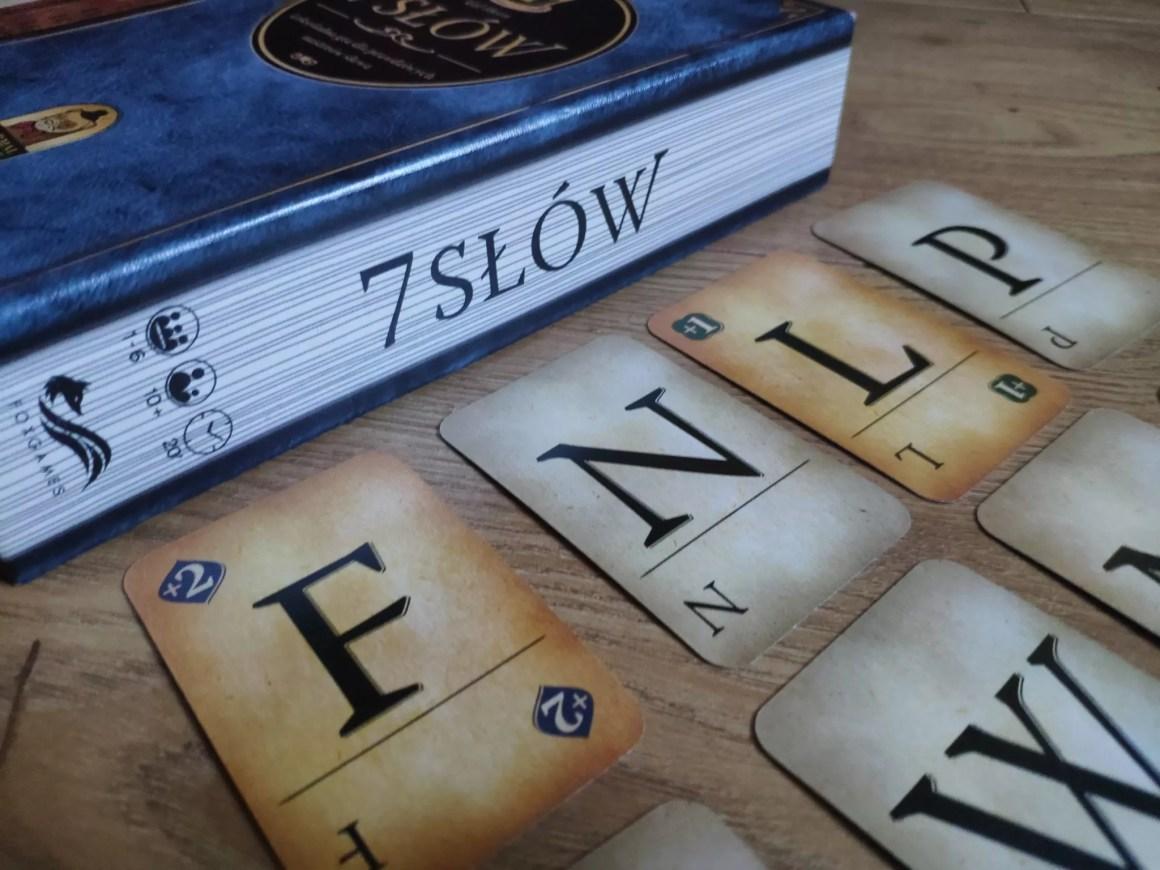 7 słów pudełko
