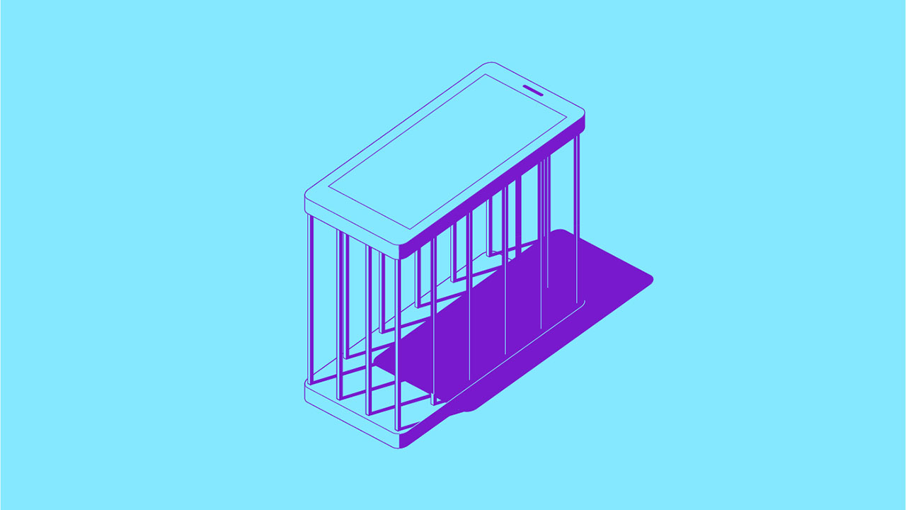 Cell Phone Prison
