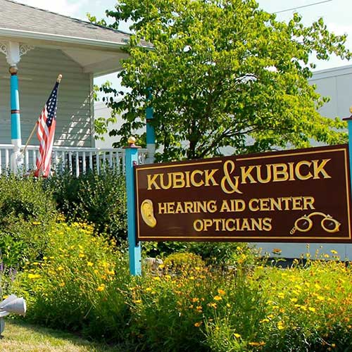Kubick and Kubick practice sign