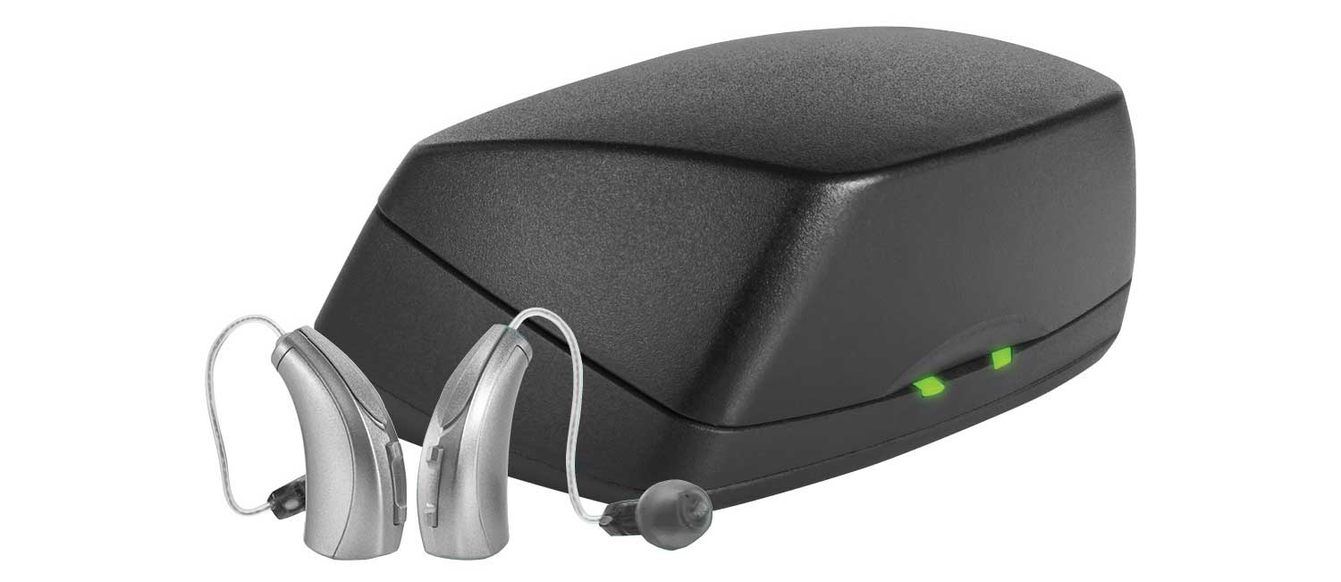 Starkey's Muse iQ Rechargeable Hearing Aids