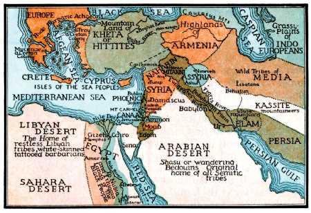 Bilderesultat for Languages of the Old Testament world