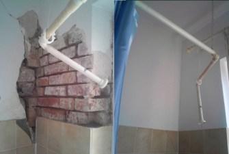 Sanierung (Wasserschaden)