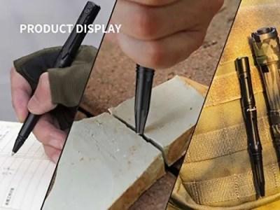 tactical pen test kugelschreiber selbstverteidigung stift Selbstschutz