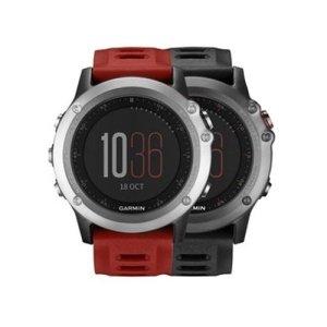 GARMIN Fenix 3 GPS Watch Performer bundle Grey Americas
