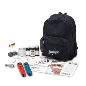 Hanna HI 3896bp Backpack Lab Soil Quality