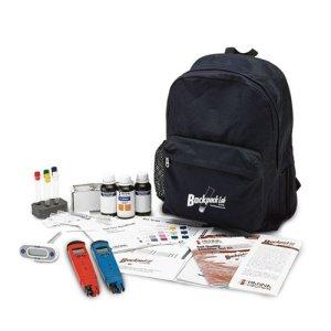 Hanna HI 3896bp Backpack Lab Soil Quality