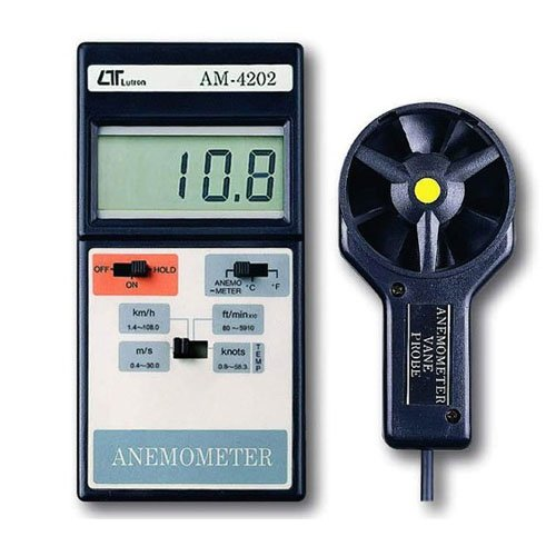 Lutron AM4202 Portable Anemometer