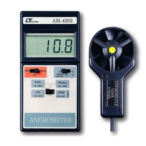 Lutron AM4202 Portable Anemometer