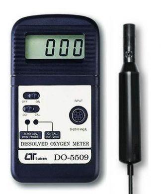 Lutron DO 5509 Disolved Oxygen Meter