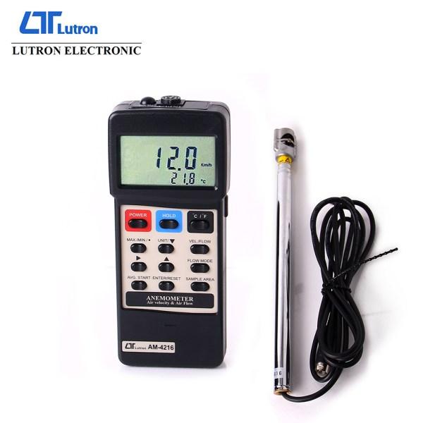 LUTRON AM-4216 Mini Vane Anemometer