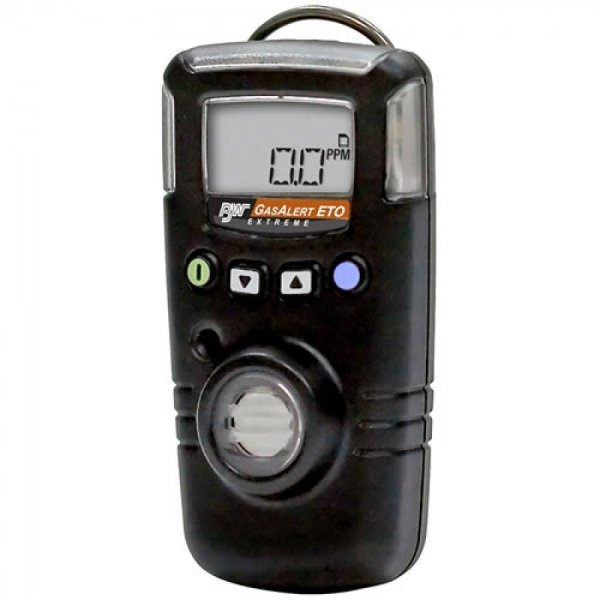 BW Technologies GasAlert Extreme [GAXT-H-DL-B] Single Gas Detector, Hydrogen Sulfide (H2S), 0 To 100ppm