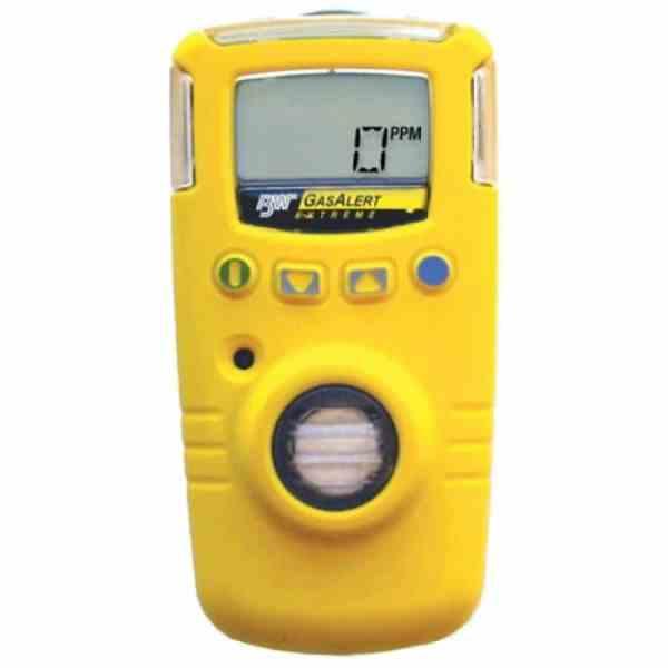 BW Technologies GasAlert Extreme [GAXT-X-DL-2] Single Gas Detector, Oxygen (O2), 0 To 30%