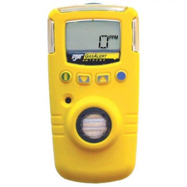BW Technologies GasAlert Extreme [GAXT-Z-DL] Single Gas Detector, Hydrogen Cyanide (HCN), 0 To 30ppm