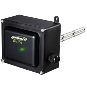 Bacharach MGS-150 [6300-8031] Gas Transmitter, NH3, 0-500 Ppm, Duct Mount, IP66 Housing