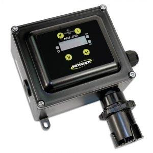 Bacharach MGS-550 [6600-8010] Gas Transmitter, P66, CO2, 0-5,000 Ppm