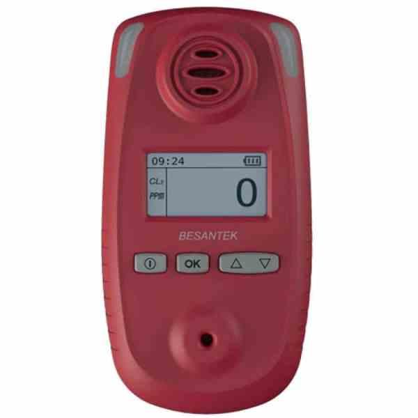 Besantek BST-MG01CL2 Single Gas Detector, Chlorine (CL2)
