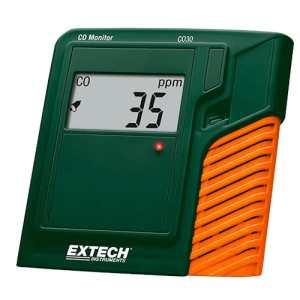 Extech CO30 Carbon Monoxide Monitor