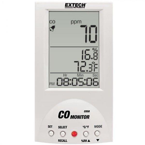 Extech CO50 Carbon Monoxide Monitor