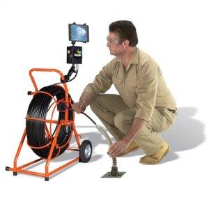 General Pipe Cleaners Gen-Eye SL-GPR-B Prism Sewer Camera Command Module
