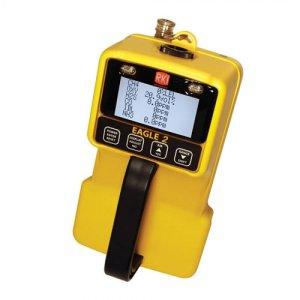 RKI Instruments Eagle 2 [724-001] Four Gas Monitor LEL, O2, H2S & CO
