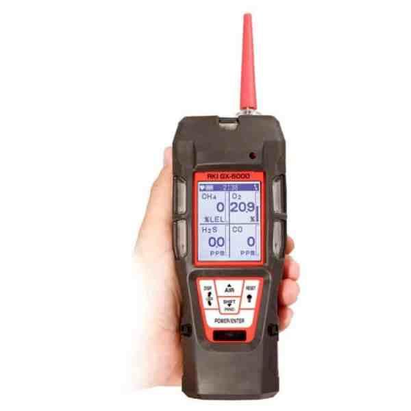 RKI Instruments GX-6000 Personal Gas Monitor