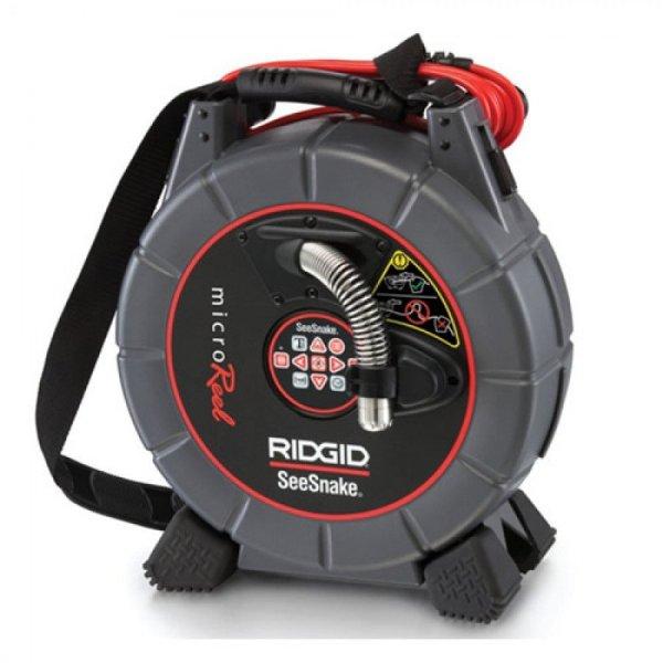 Ridgid SeeSnake MicroReel L100 [35133] 100' Video Inspection Camera System