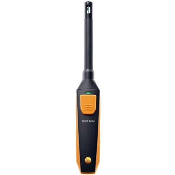 Testo 605i [0560 1605] Thermo-Hygrometer Smart And Wireless Probe