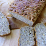 World Bread Day.Bread whit hemp.Chleb z konopi na Światowy Dzień Chleba.